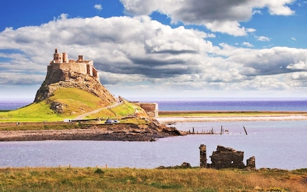 Lindisfarne Castle in England