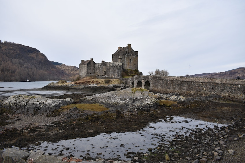Show item 1 of 5. The Isle of Skye & Eilean Donan Castle from Inverness