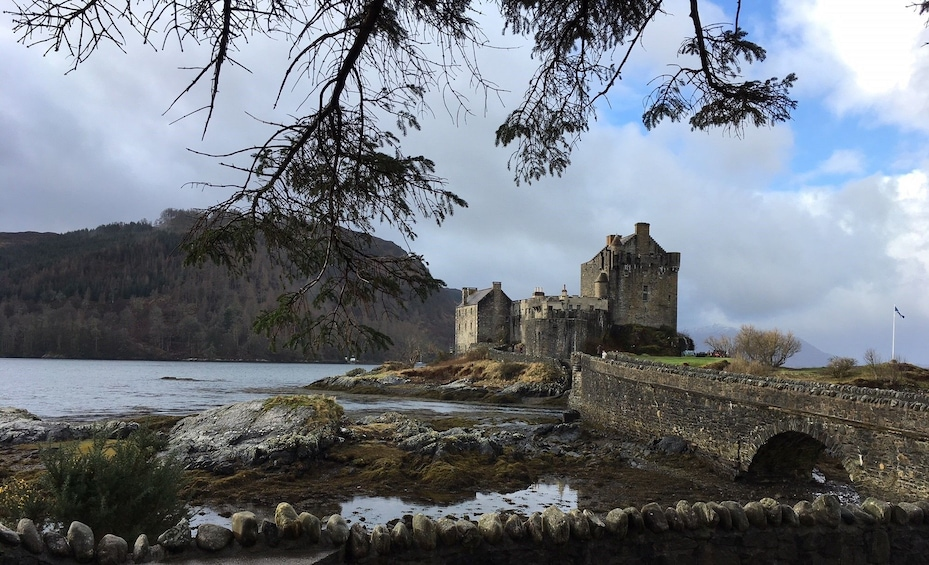 Show item 5 of 5. The Isle of Skye & Eilean Donan Castle from Inverness