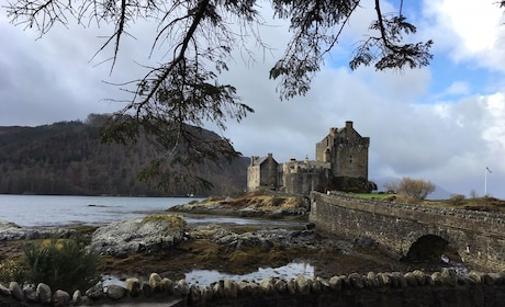 The Isle of Skye & Eilean Donan Castle from Inverness