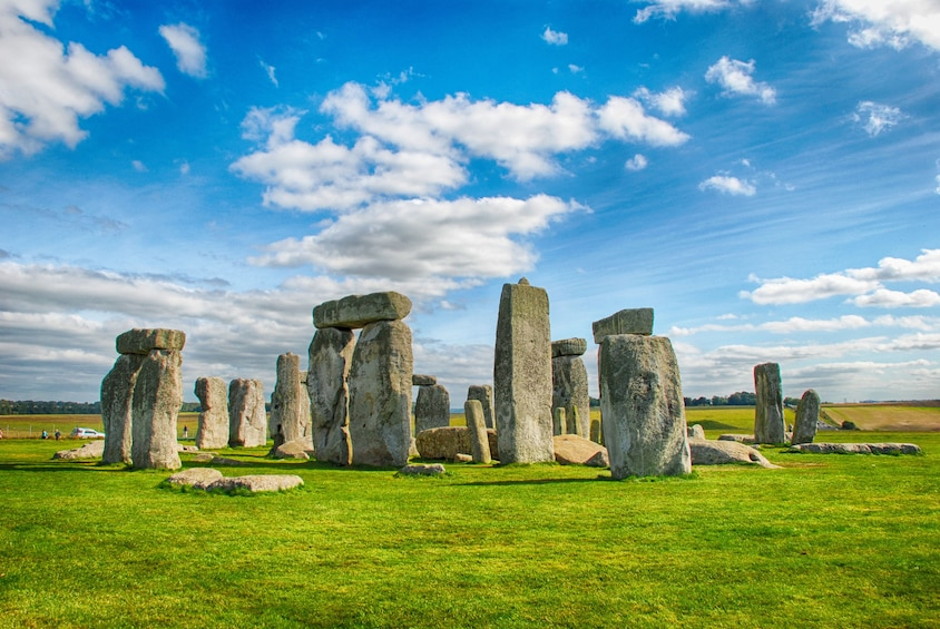 The ancient and mysterious Stonehenge