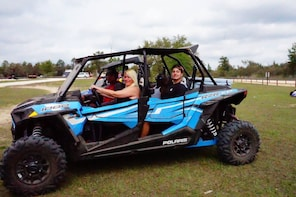 Polaris RZR 1000 Four Seater Adventure