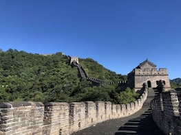 Mutianyu Great Wall Share Tour With Round Trip Bus