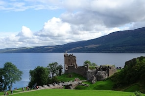 Loch Ness and the Highlands from Inverness