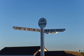 John O'Groats & the Far North