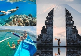 Full Day : Gate of Heaven Temple And Blue Lagoon Snorkelling