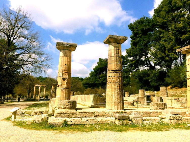 Show item 2 of 10. Private Full Day Tour to Ancient Olympia from Athens
