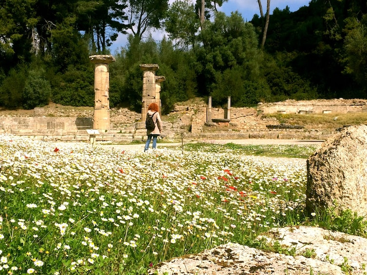 Show item 1 of 10. Private Full Day Tour to Ancient Olympia from Athens