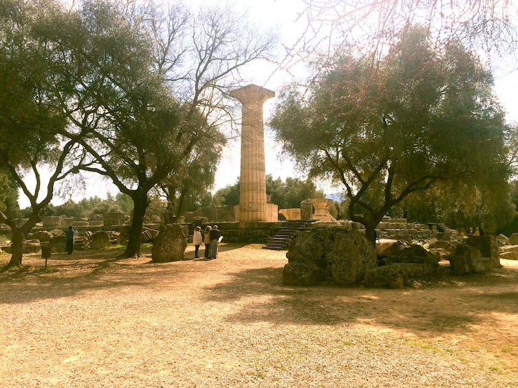 Show item 3 of 10. Private Full Day Tour to Ancient Olympia from Athens