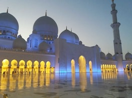 Abu Dhabi tour from Dubai with Zayed Grand Mosque Full Day
