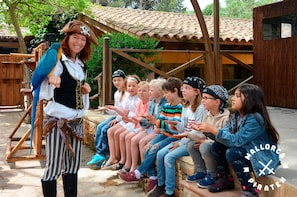 Familien Piratentour