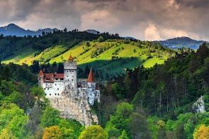 Day Trip to Peles Castle, Dracula's Castles & Brasov