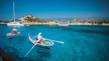 From Kas: Private Boat Trip to Kekova