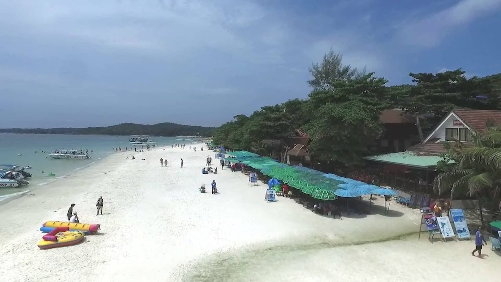 Show item 2 of 9. Koh Samed 4 Islands Adventure Day Tour from Pattaya