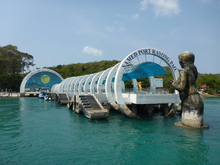 Show item 5 of 9. Koh Samed 4 Islands Adventure Day Tour from Pattaya