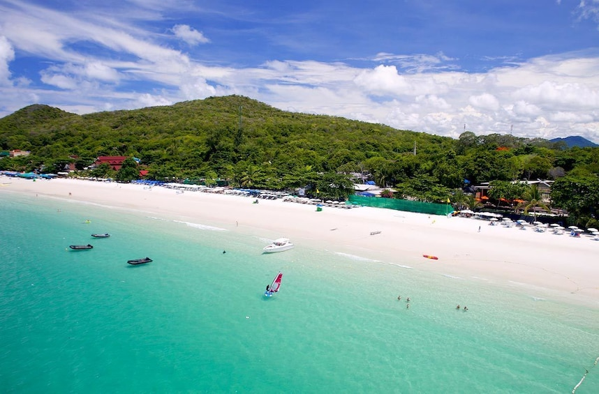 Show item 1 of 9. Koh Samed 4 Islands Adventure Day Tour from Pattaya