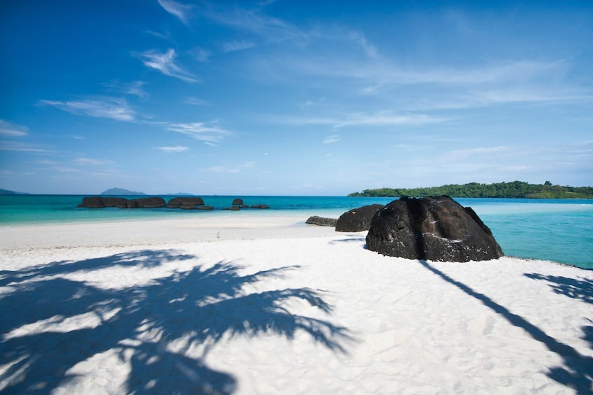 Show item 9 of 9. Koh Samed 4 Islands Adventure Day Tour from Pattaya