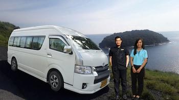 Private Mini Bus Hire with Guide/Driver