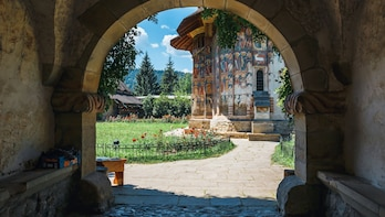 Private two days tour to the UNESCO Painted Monasteies