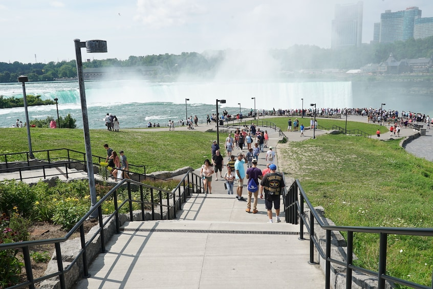 Show item 2 of 4. 2-Day Niagara Falls Admissions included Tour (NYC Departure)