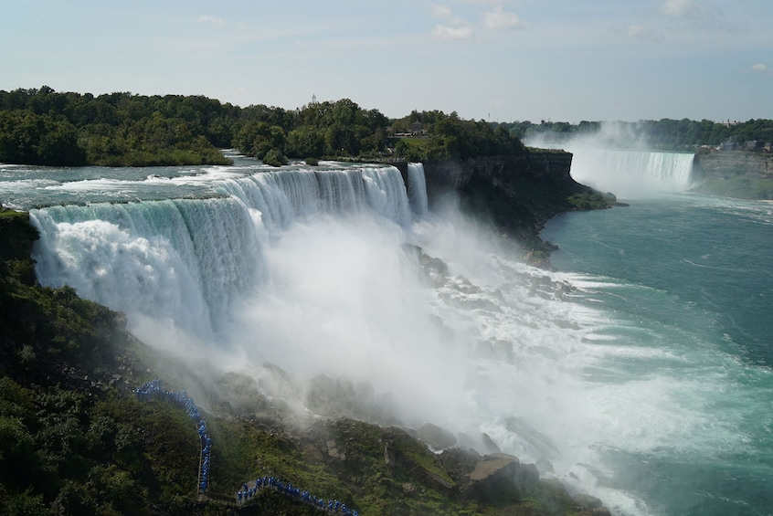 Show item 3 of 4. 2-Day Niagara Falls Admissions included Tour (NYC Departure)
