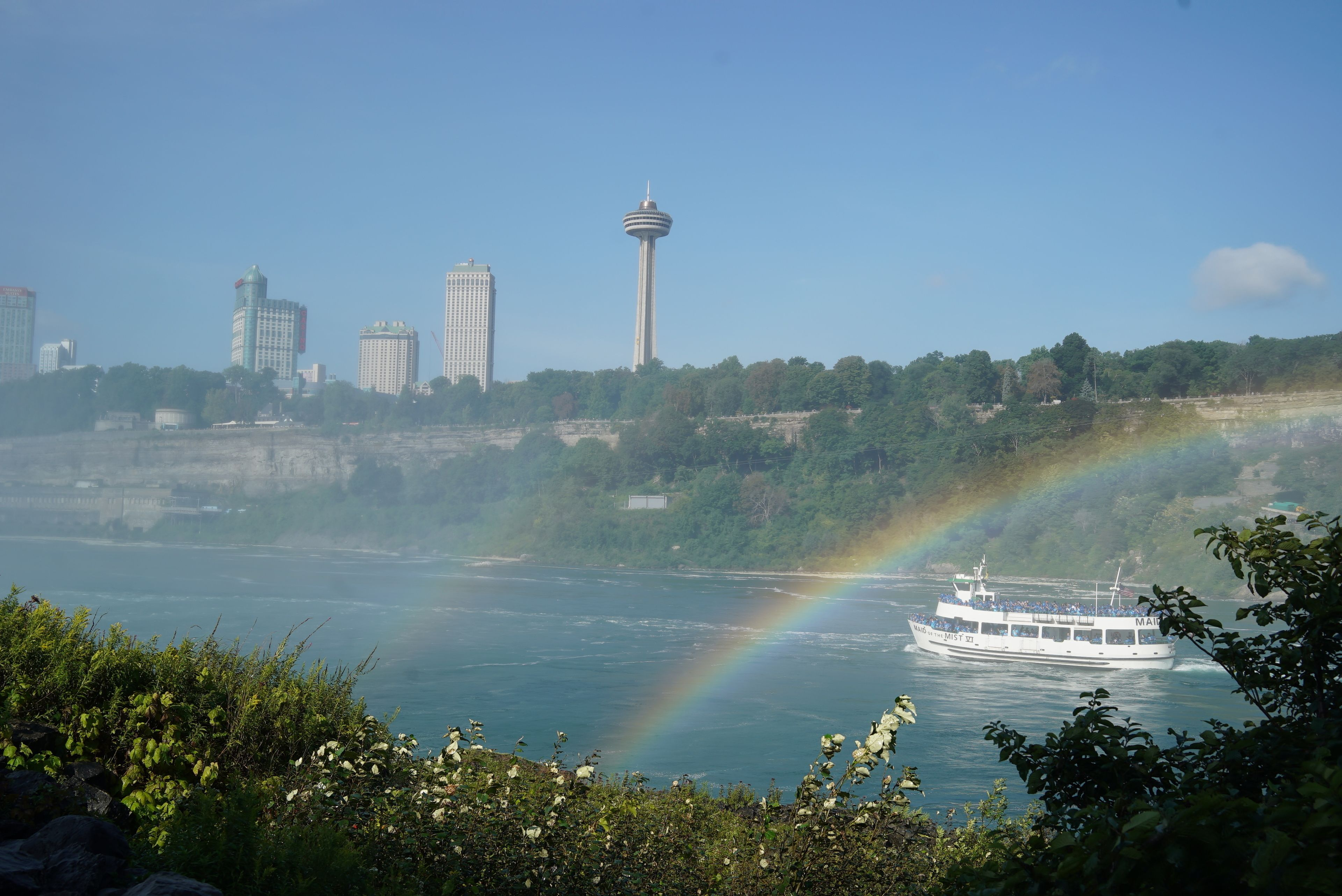 two days Niagara Fall bus tours from NYC/NJ by