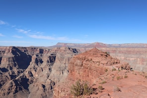 Full Day Grand Canyon West Rim Bus Tour with iTravel USA