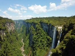 3 days at Canyon Itaimbezinho