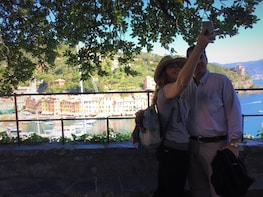 Best of Portofino: Pesto Cooking Lunch Boat and Walking Tour