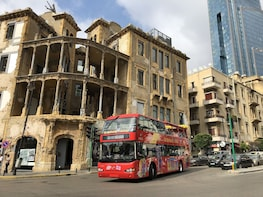 Beirut Hop-On Hop-Off Bus Tour