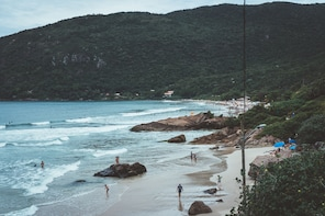 5 days cycling vacation in Florianopolis