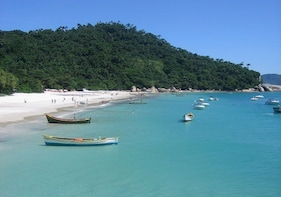 Campeche Island Day Trip from Florianópolis