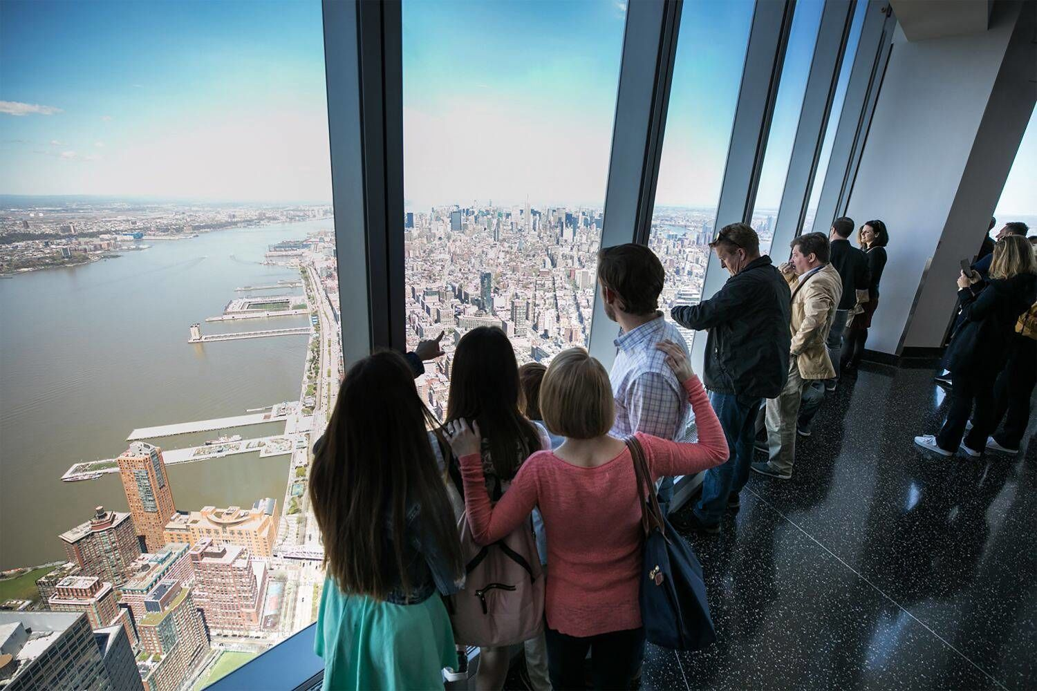 See 30 New York Sights(Walking Tour) & One World Observatory