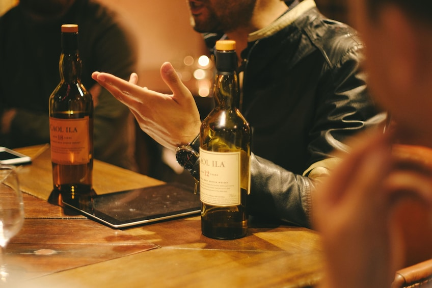 Show item 5 of 8. Edinburgh's New Town Whisky Tour