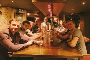 Edinburgh's New Town Whisky Tour