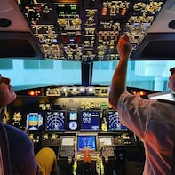 SkySim360 Virtual Flight Experience
