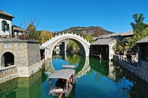 Simatai Great Wall&Gubei Water Town share tour with lunch