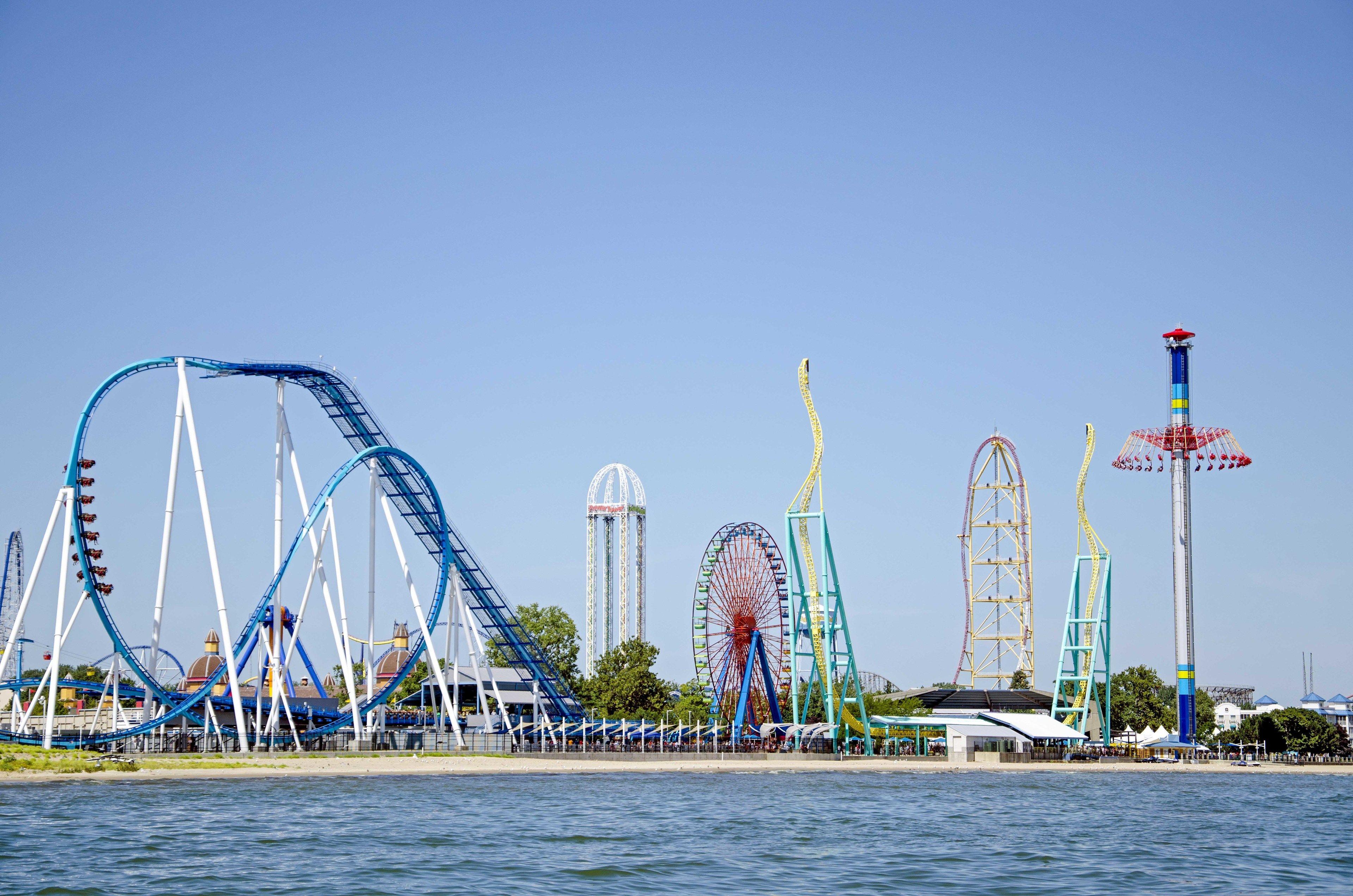 Cedar Point 2 Day - Any Day, Any Park