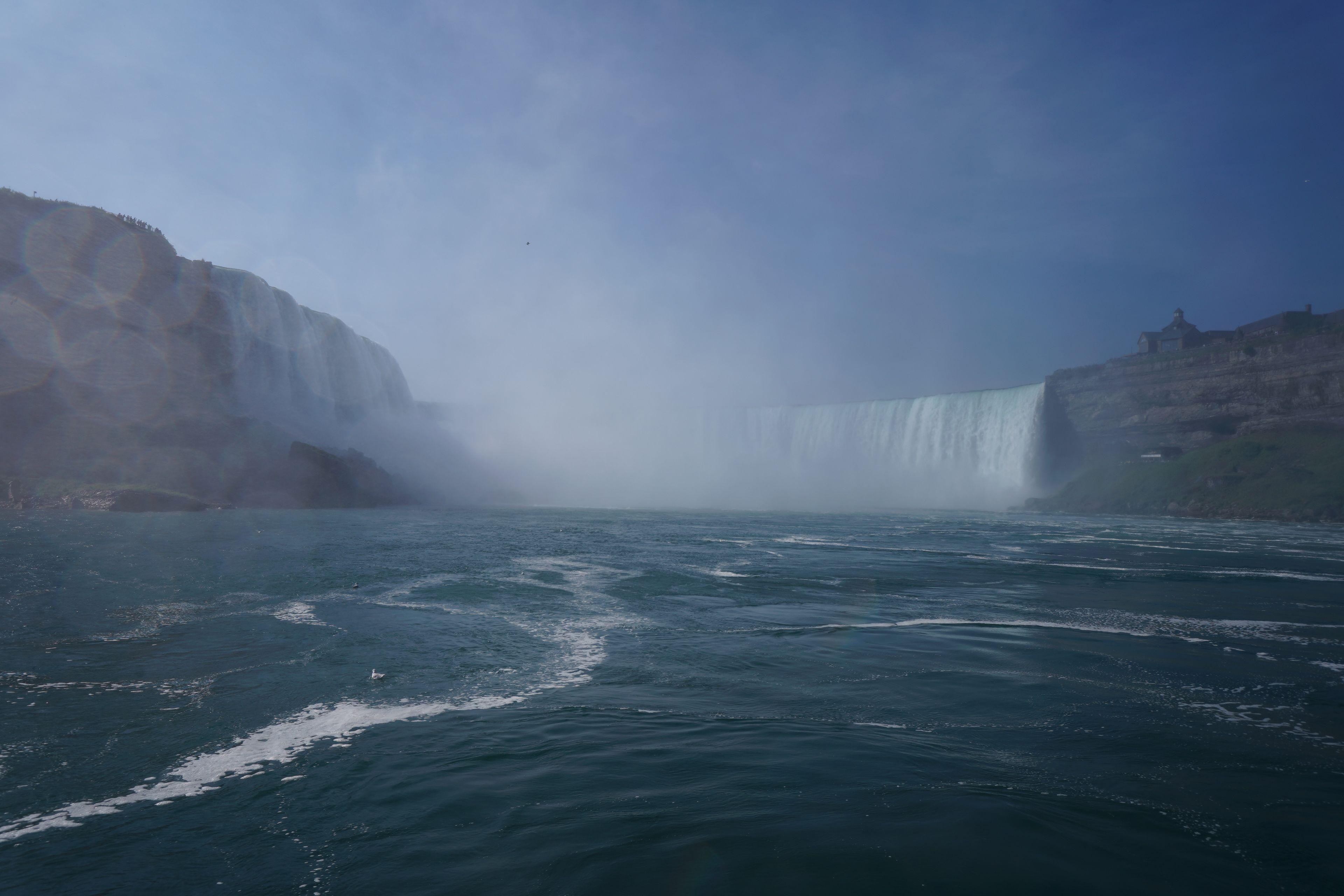 three days Niagara Fall & DC bus tour from NYC/NJ