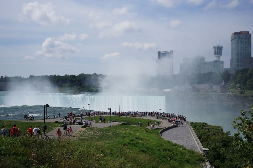 Show item 5 of 10. 3-Day Niagara Fall & DC Bus Tour (NYC/NJ Departure) EDN3