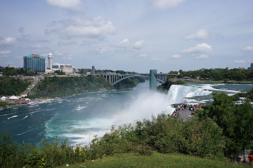 Show item 4 of 10. 3-Day Niagara Fall & DC Bus Tour (NYC/NJ Departure) EDN3