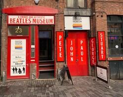 2-hour Beatles walk & visit Magical Beatles Museum & Cavern