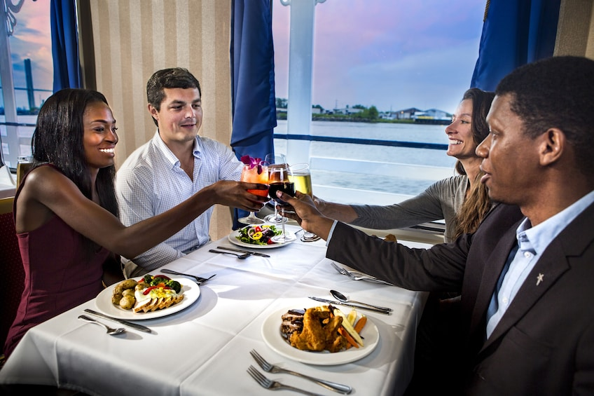 Show item 1 of 3. Dinner Entertainment Cruise