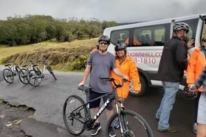 Haleakala Morning Guided Downhill Tour