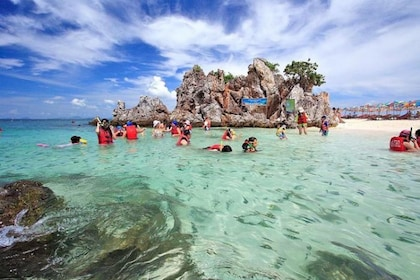 Khai Island Half Day Tour by Speedboat from Phuket