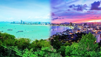 Private Tour: Pattaya by Day & Pattaya by Night Tour