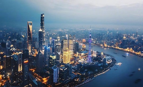Shanghai Full Day Group Tour with Lunch
