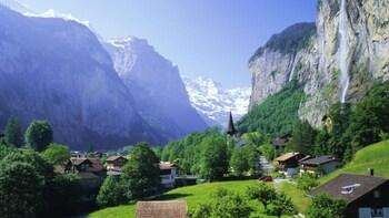 Hobbit Rivendell Journey-Lauterbrunnen-Half day-private Limo