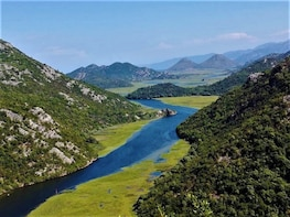 My Guided Trip - Lake Skadar Boat Ride and Panoramic Tour