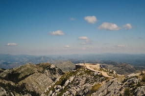 My Guided Trip - Lovcen Poetic Road Tour - Montenegro hiking